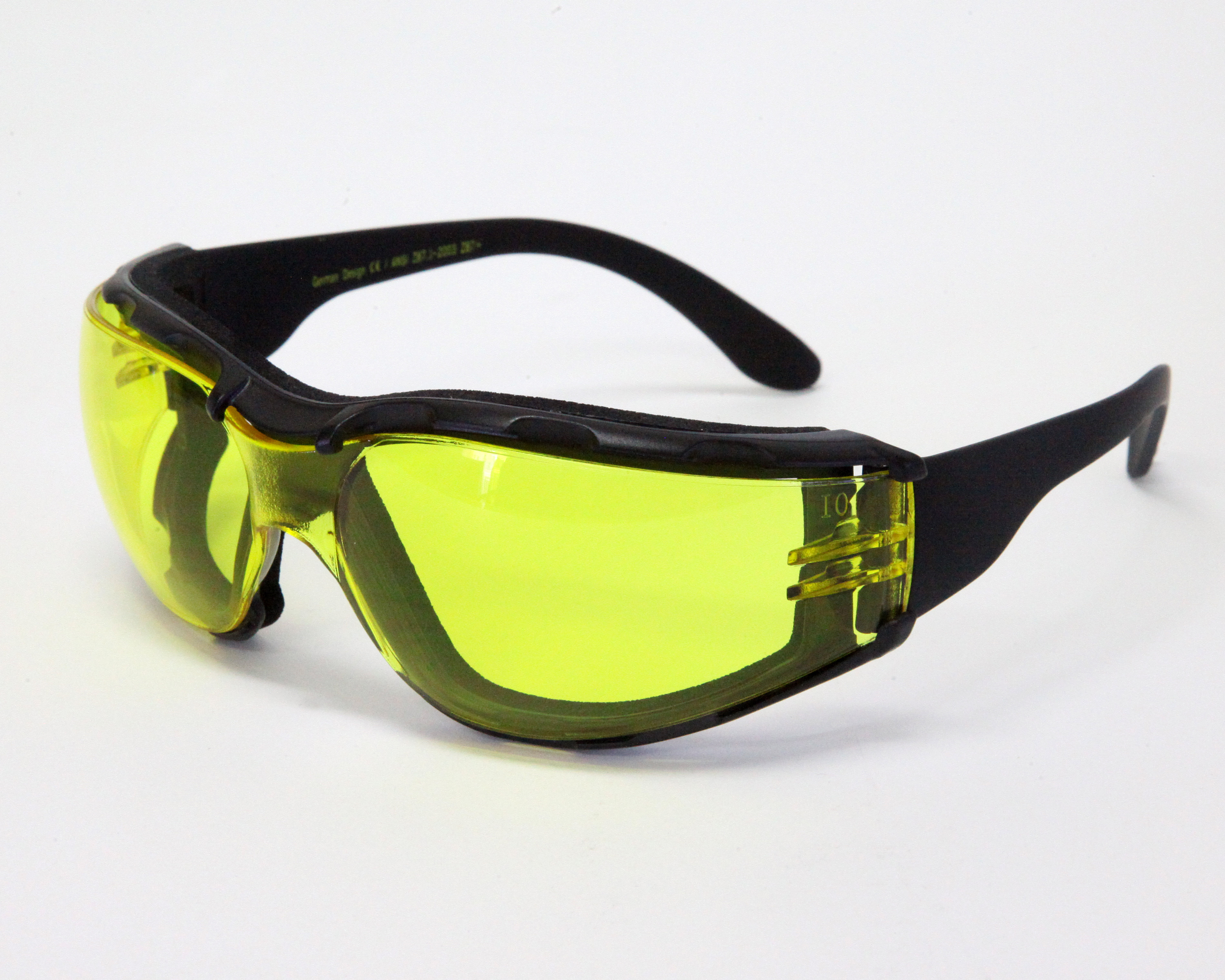 IC Sports Yellow + Dust Seal