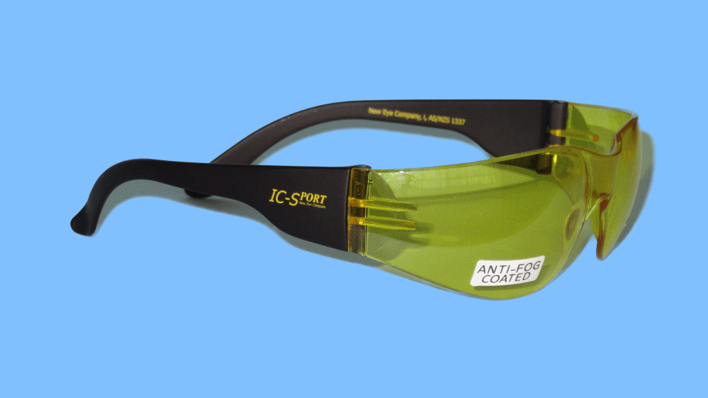 Sports Prescription Sunglasses from The New Eye Company
