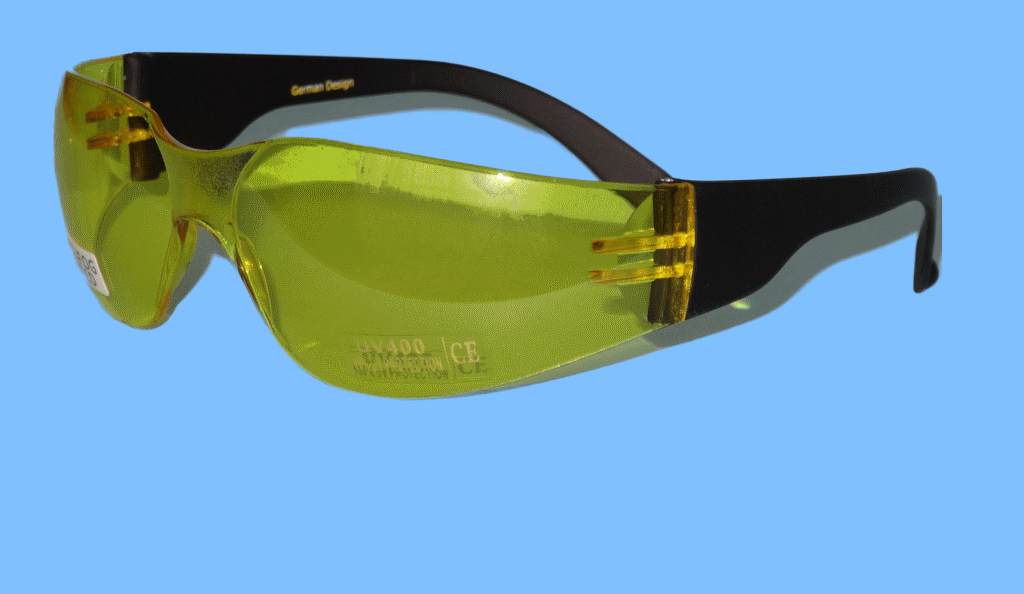 IC Sport Eyewear - 50% Yellow Lens Sunglasses