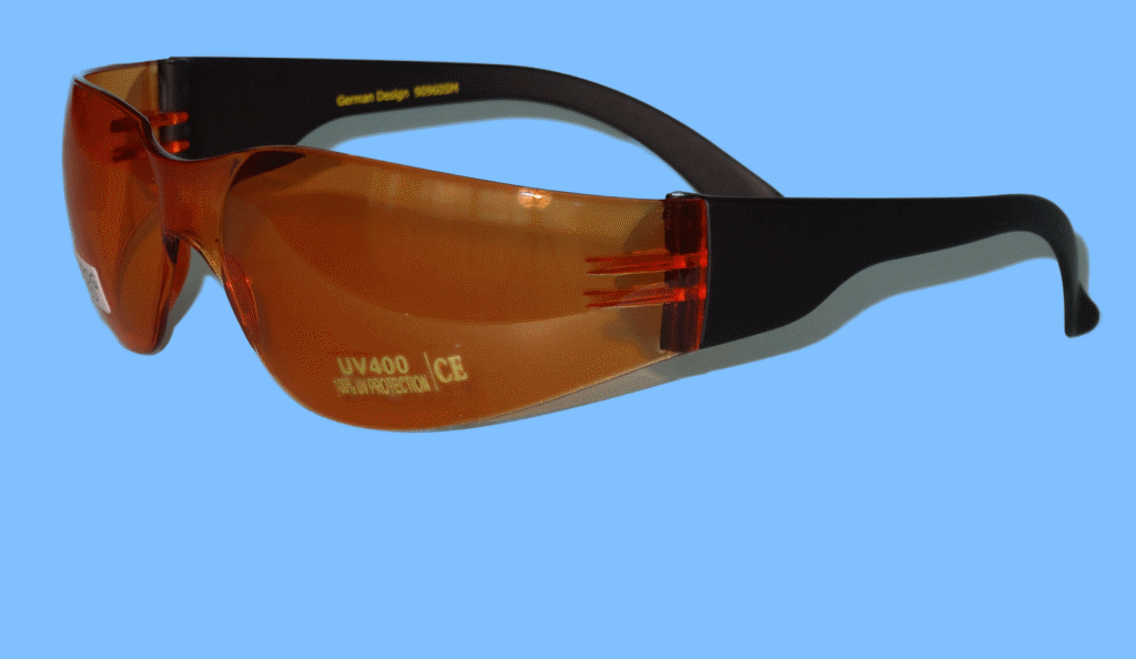 IC Sports Prescription sunglasses - 50% Orange Sunglasses