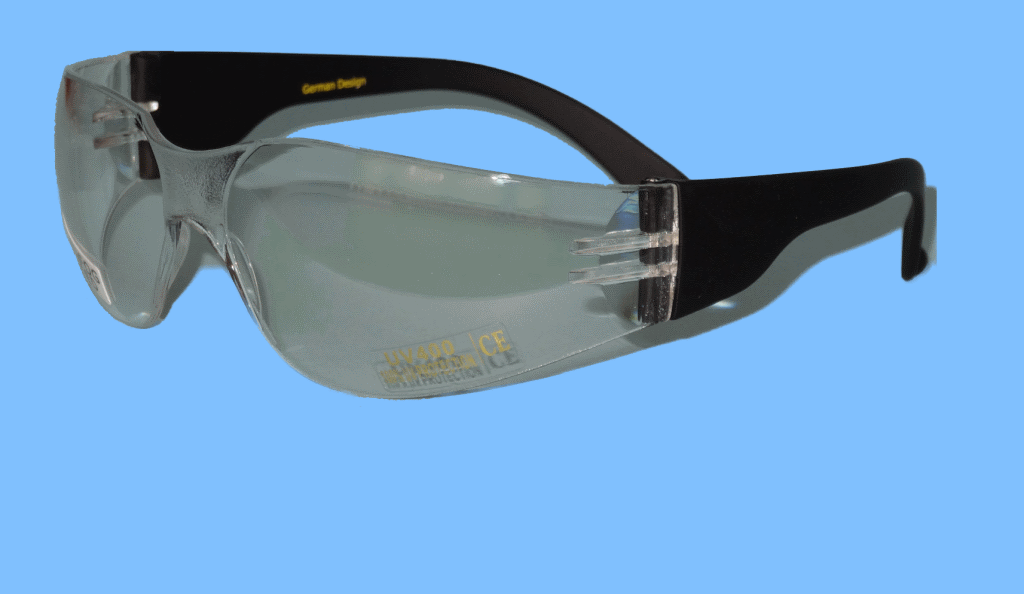 IC Sports Glasses - Clear Cycling Glasses