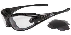 Transition sunglasses - prescription | slide shield clear