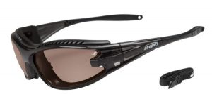 Transition sunglasses - prescription | slide shield eclipse