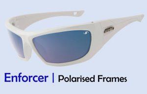 lightweight polarised fashion sunglasses