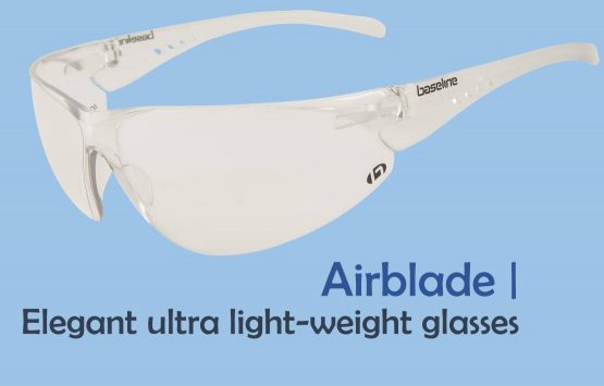 Riding glasses for cyclists