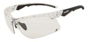 Lightweight Sunglasses | Striker white clear