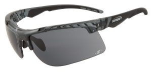 Lightweight Sunglasses | Striker gun metal smoke