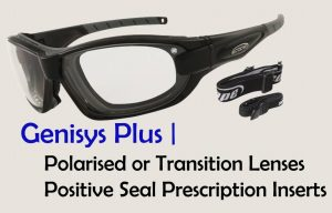 prescription sports glasses