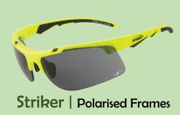 Sunglasses For Running or Cycling - Hi Vis | Lightweight | Neweyeco