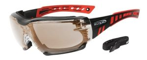 Speed Pro RX Sport amber sunglasses complete your look with style and comfort