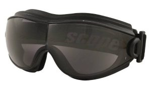 ultra lightweight goggle smoke lens